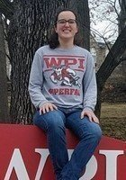 A photo of Storie, a tutor from Worcester Polytechnic Institute