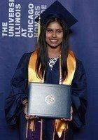 A photo of Anjeli, a tutor from University of Illinois at Chicago