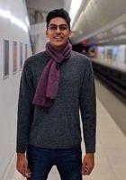 A photo of Varun, a tutor from University of North Carolina at Chapel Hill