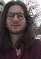 A photo of Jared, a tutor from Oberlin College
