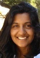A photo of Shivani, a tutor from University of California-Berkeley