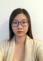 A photo of Yingying, a tutor from Boston University