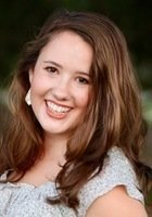 A photo of Rachel, a tutor from Benedictine College