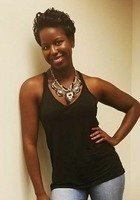 A photo of Brittney, a tutor from Norfolk State University