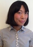 A photo of Namiko, a tutor from Kanda University of International Studies