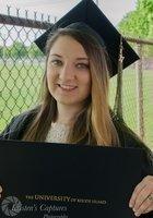 A photo of Melanie, a tutor from University of Rhode Island