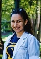 A photo of Natali, a tutor from Allegheny College