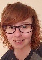 A photo of Mackenzie, a tutor from University of Iowa