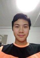 A photo of Yinin, a tutor from Rutgers University-New Brunswick