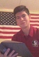 A photo of Devin, a tutor from Florida State University