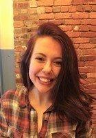 A photo of Lauren, a tutor from DePaul University