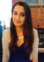 A photo of Ripsime, a tutor from Occidental College