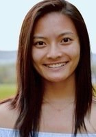 A photo of Christine, a tutor from Princeton University