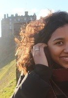 A photo of Dharaa, a tutor from New York University