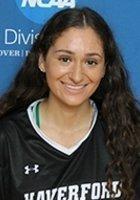 A photo of Marina, a tutor from Haverford College