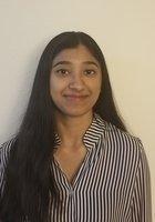 A photo of Kesiya, a tutor from The University of Texas at Dallas