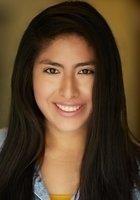 A photo of Jasmine, a tutor from University of California-Berkeley