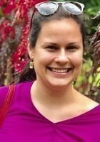 A photo of Rachel, a tutor from Gustavus Adolphus College