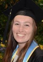 A photo of Rebekkah, a tutor from University of California-Santa Barbara