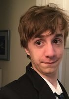 A photo of Noah, a tutor from Virginia Commonwealth University