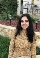 A photo of Karishma, a tutor from University of Virginia-Main Campus