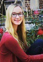 A photo of Samantha, a tutor from Purdue University-Main Campus