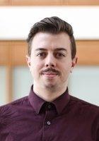 A photo of Adam, a tutor from Iowa State University