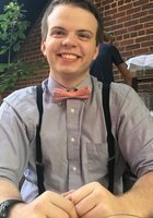 A photo of Samuel, a tutor from Appalachian State University
