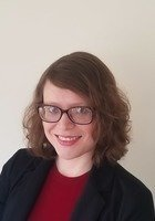 A photo of Randi, a tutor from University of Georgia
