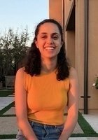A photo of Roya, a tutor from University of California-Berkeley