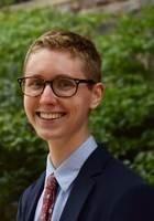 A photo of Isaac, a tutor from Wesleyan University