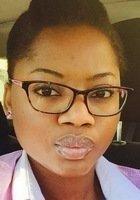 A photo of Folashade, a tutor from University of Lagos