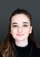 A photo of Hannah, a tutor from DePaul University