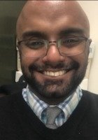 A photo of Akshay, a tutor from Grand Valley State University
