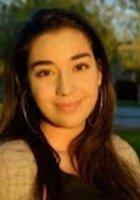 A photo of Sawsan, a tutor from University of Arizona