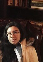 A photo of Beatriz, a tutor from Skidmore College