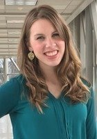 A photo of Katelyn, a tutor from Concordia College at Moorhead