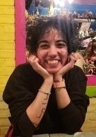 A photo of Rabha, a tutor from New York University