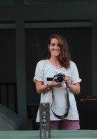A photo of Susan Christina, a tutor from Syracuse University