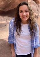 A photo of Allison, a tutor from Whitman College