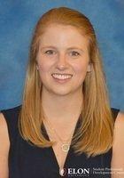 A photo of Alexis, a tutor from Elon University