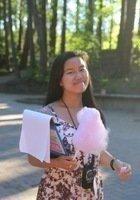 A photo of Grace, a tutor from Western Washington University