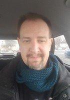 A photo of Chet, a tutor from Ohio Wesleyan University