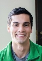 A photo of Jack, a tutor from University of Puget Sound