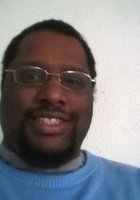 A photo of Isaac, a tutor from Mississippi Valley State University