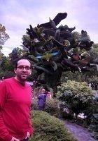 A photo of Juan Camilo, a tutor from Washington State University