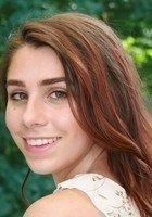 A photo of Amelia, a tutor from George Mason University