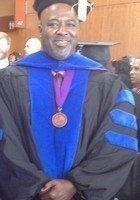 A photo of Richard, a tutor from University of Ghana