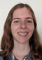 A photo of Viola, a tutor from Princeton University