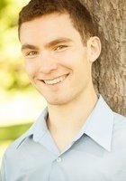 A photo of Connor, a tutor from Indiana University-Bloomington
